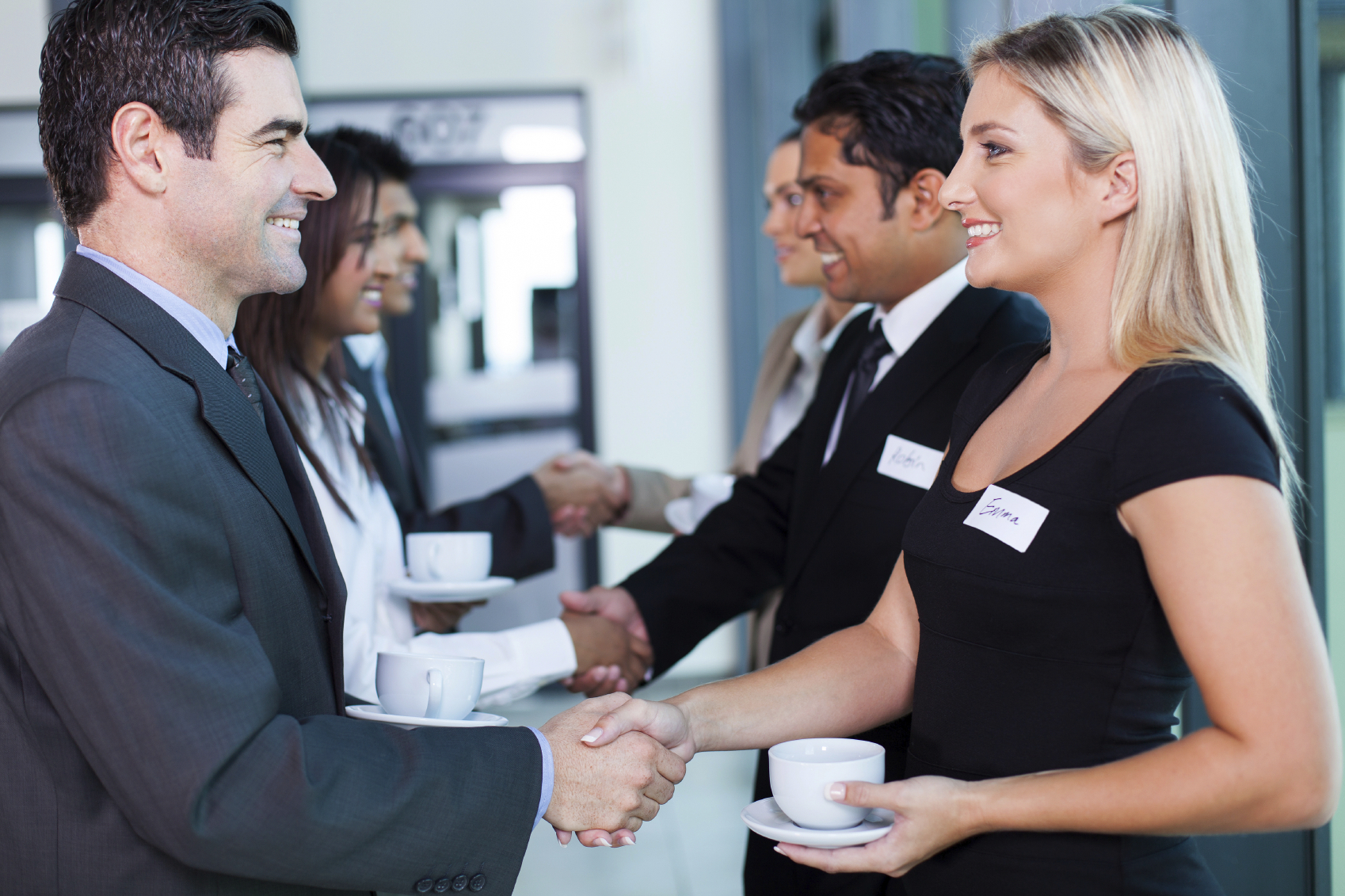 6 Mistakes People Make At Networking Events